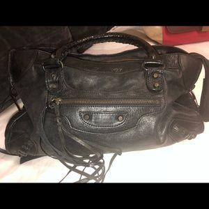 Medium Balenciaga Paris handbag